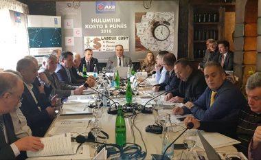 AKB: Kostoja mesatare e punës në Kosovë është 505 euro