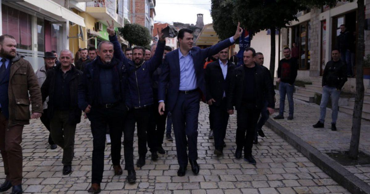 Kërkesa e krutanëve për Bashën: Mos i jep më dorën Edi Ramës!