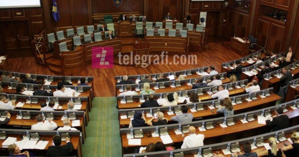 LIVE: Seanca e Kuvendit për Buxhetin dhe Projektligjin për pagat (Video)