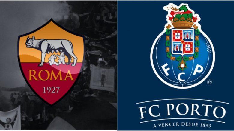 Roma-Porto: Formacionet e mundshme, Mirante në portë