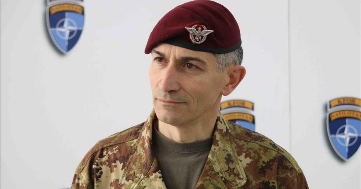 Gjenerali D'Addario: Deklaratat nxitëse të politikanëve, mund të çojnë te incidentet në Kosovë