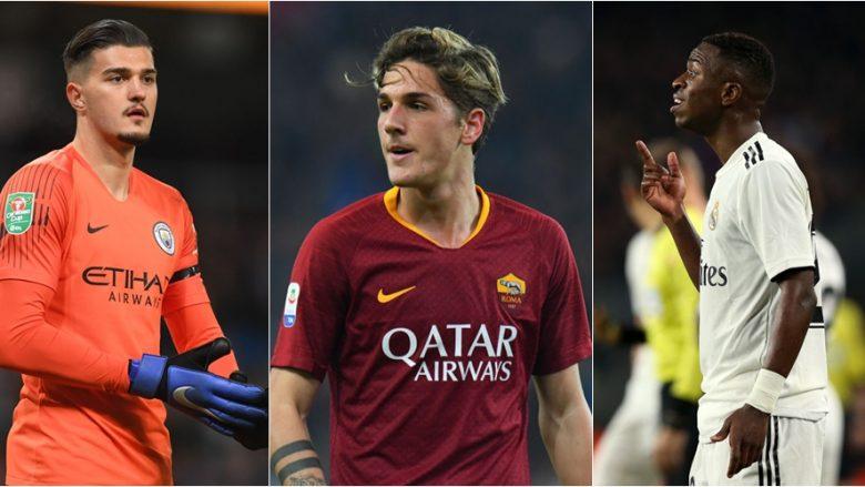 Nga Vinicius Junior te Zaniolo e Jadon Sancho, UEFA zgjedh 50 futbollistët e së ardhmes – Arijanet Muriqi në mesin e tyre