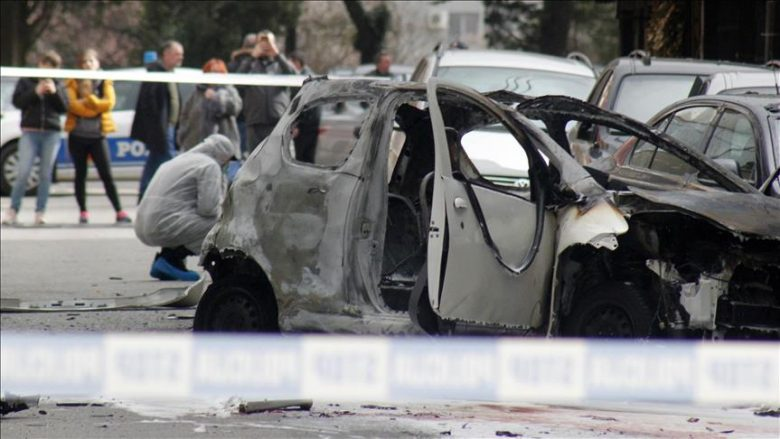 Shpërthim në qendër të Podgoricës, vdes një person