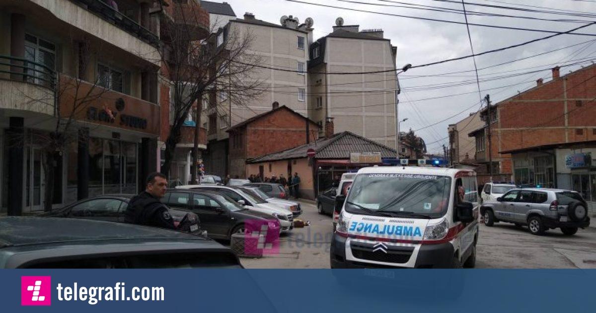 Vetë dorëzohet në polici i dyshuari kryesor për vrasjen e 34 vjeçarit në Prishtinë
