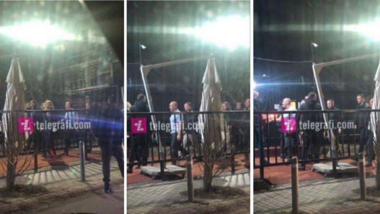 Kryeministri Haradinaj shijon jetën e natës me Anitën