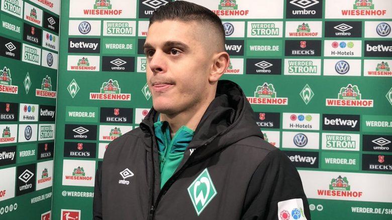 Rashica: Një javë e madhe me fitoren ndaj Dortmundit dhe Augsburgut