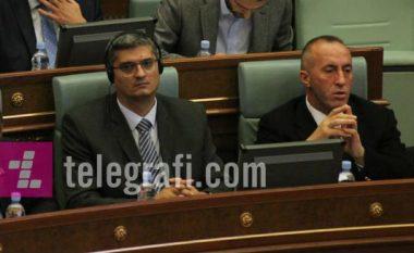 Kryeministri Haradinaj e shkarkoi nga detyra ministrin e Bujqësisë, Nenad Rikalo