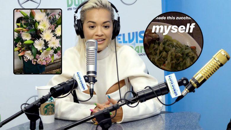 E zonja jo vetëm në muzikë, Rita Ora tregon aftësitë e saj