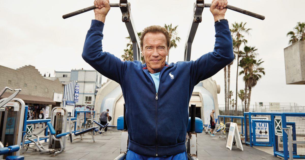 Këshilla për ushtruesit: Kur flet legjenda Arnold Schwarzenegger