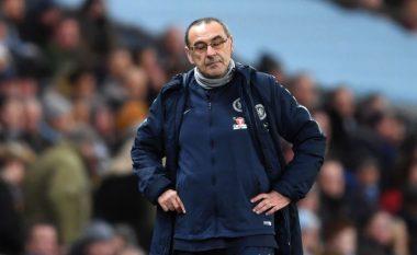 Chelsea me ultimatum ndaj Sarrit, italiani duhet ta fitojë Kupën e Ligës
