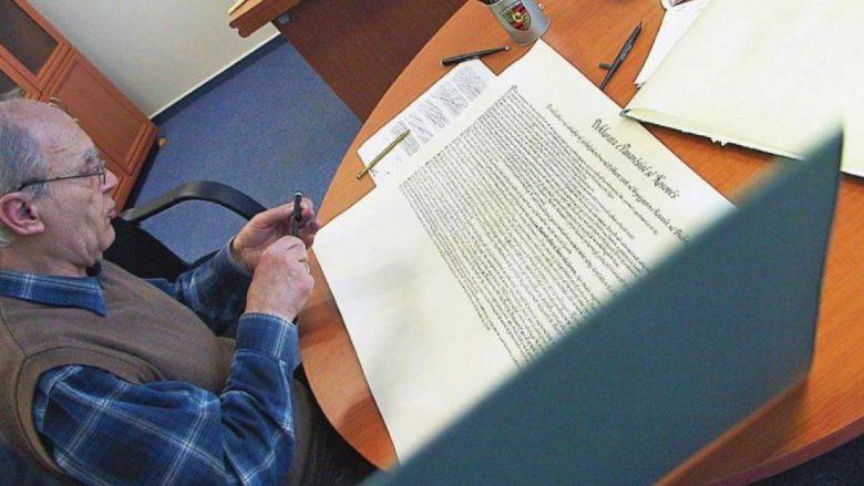 Personi që shkroi Deklaratën e Pavarësisë së Kosovës, as pas 11 vjetësh nuk u pagua për punën që bëri