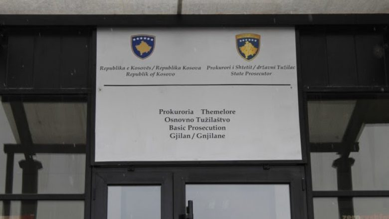 Prokuroria në Gjilan për një javë ndalon nëntë persona