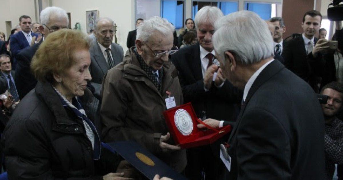 Byqyti për Idriz Ajetin: Humbëm një nga emrat më të mëdhenj të arsimit dhe të shkencës