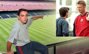 Para 20 vitesh vendimi i Van Gaal ka mundur ta dërgojë Xavin te Milani, mamaja e mbajti te Barcelona