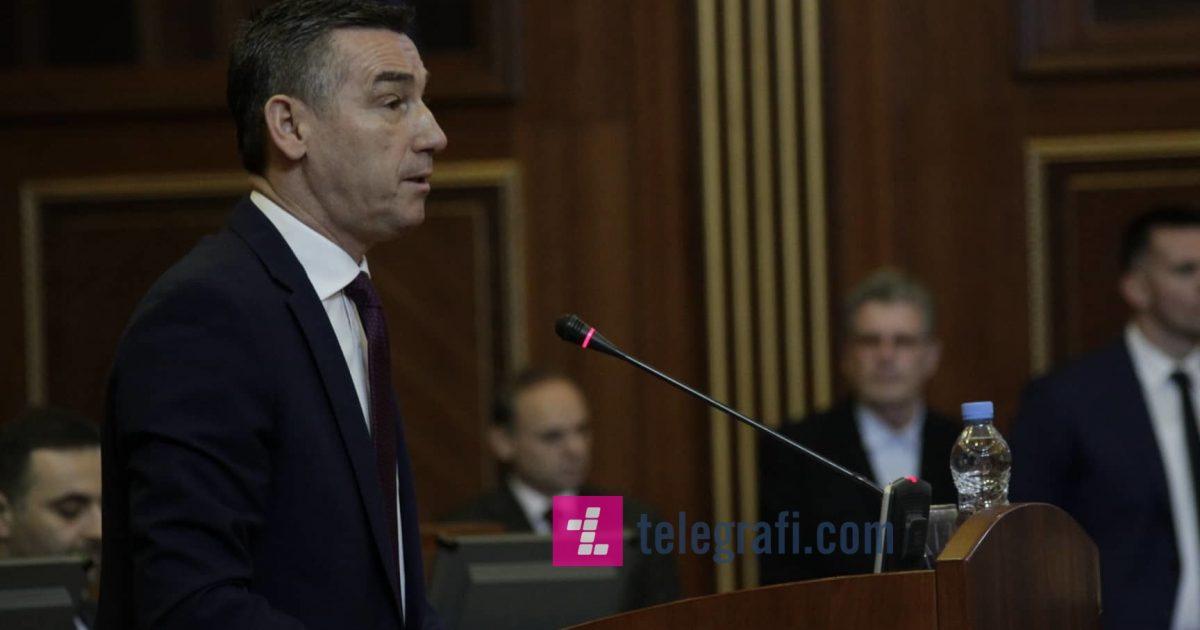 Veseli: Qeveria nuk do të bjerë për shkak të taksës dhe Serbisë