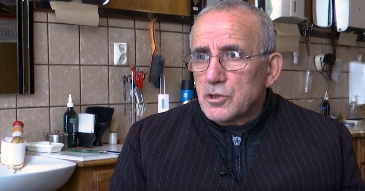Vesel Haxhijaha, mbi pesë dekada me zanatin e berberit (Video)