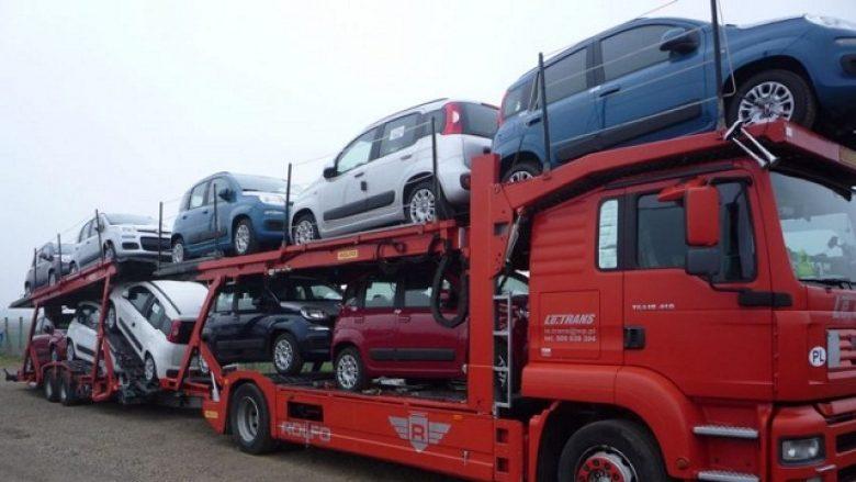 Në vitin 2018, kosovarët shpenzuan mbi 183 milionë për blerje të veturave