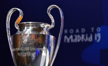 Dihen edhe gjysmëfinalet e mundshme të Ligës së Kampionëve