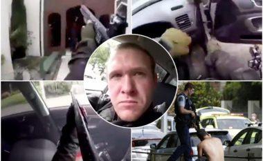 Njëri nga autorët e masakrës në dy xhamitë në Zelandë të Re, dëgjonte këngë serbe kushtuar kriminelit të luftës Radovan Karaxhiq (Video)