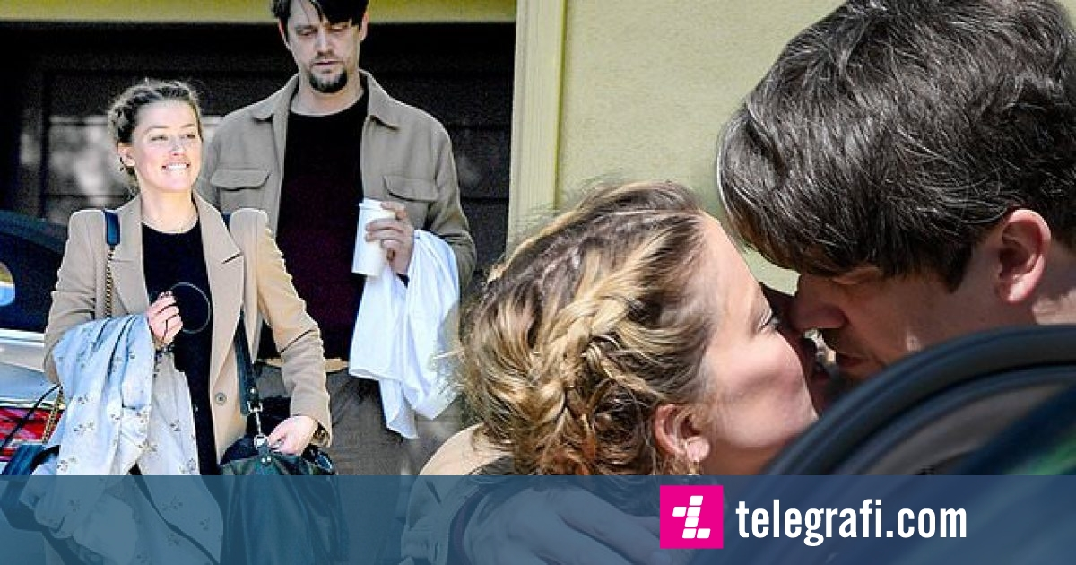 Pas Johnny Deppit, Amber Heard me të dashur të ri