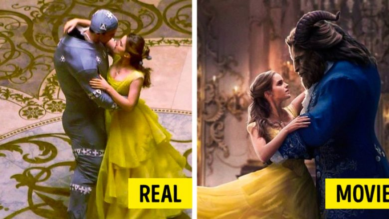 10. Beauty and the Beast