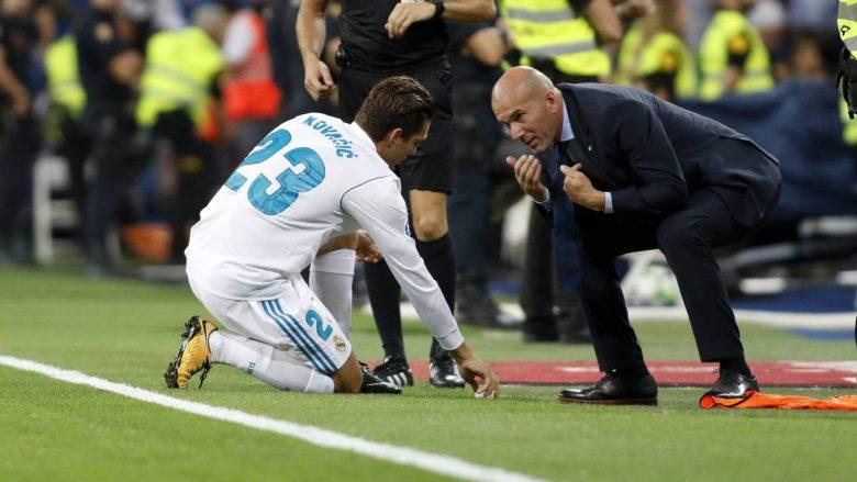 Zidane kërkon rikthimin e Kovacicit te Reali