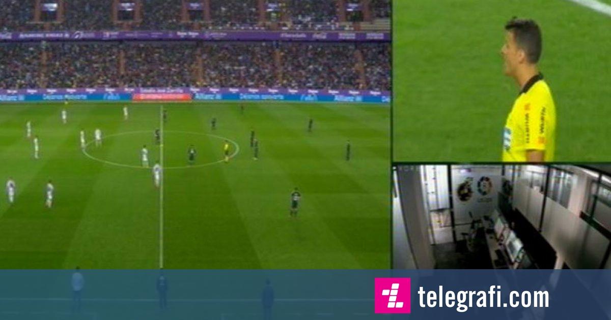 Befason La Liga, askush në dhomën e VAR-it në ndeshjen Valladolid-Real?