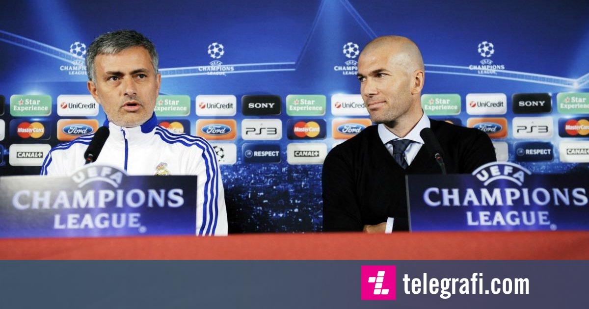 Mourinho komenton rikthimin e Zidanet te Reali: Perfekt për mua, atë dhe Madridin