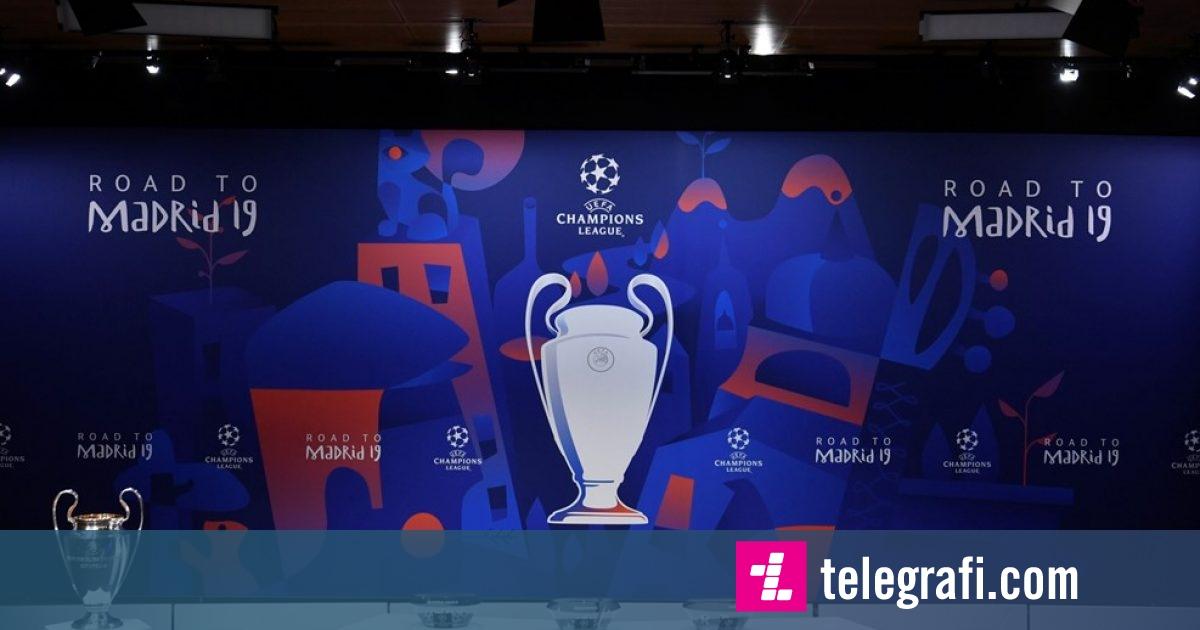 Hidhet shorti për çerekfinalen e Ligës së Kampionëve, Manchester United – Barcelona ndeshja më e fortë