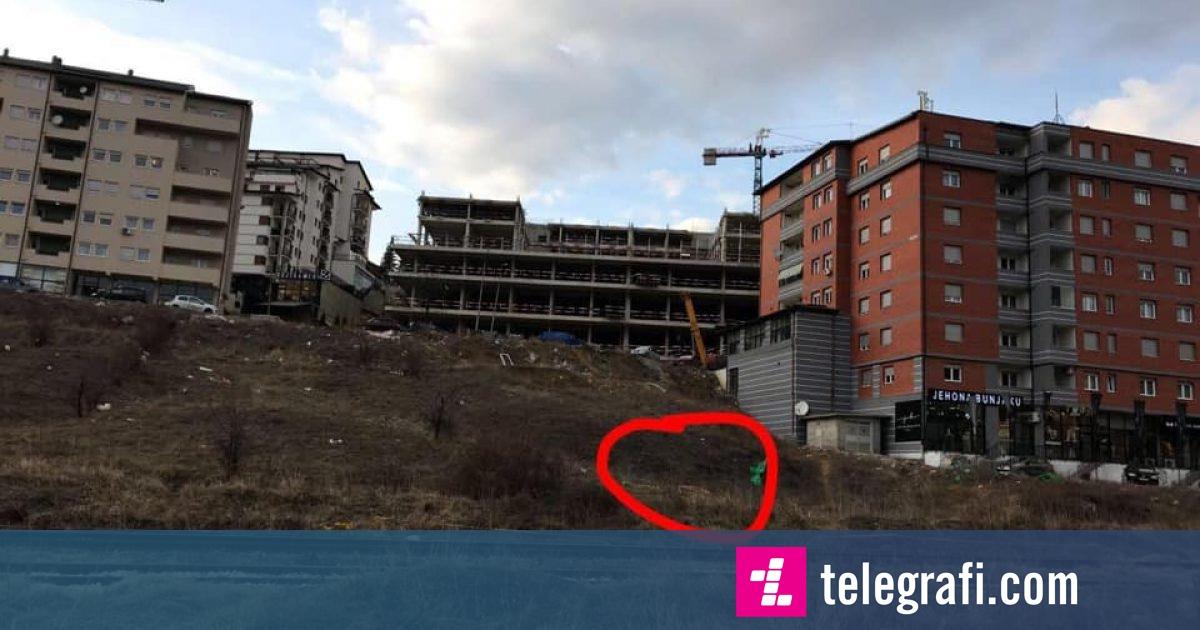 """Largohet mjeti shpërthyes në rrugën """"Tirana"""" në Prishtinë"""