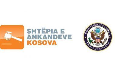 Ankand ekskluziv për Ambasadën Amerikane në Kosovë