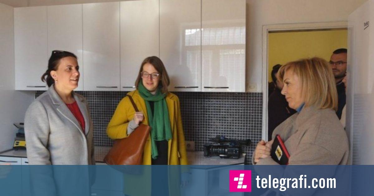 Qendra Down Syndrom në Mitrovicë bëhet me kuzhinë