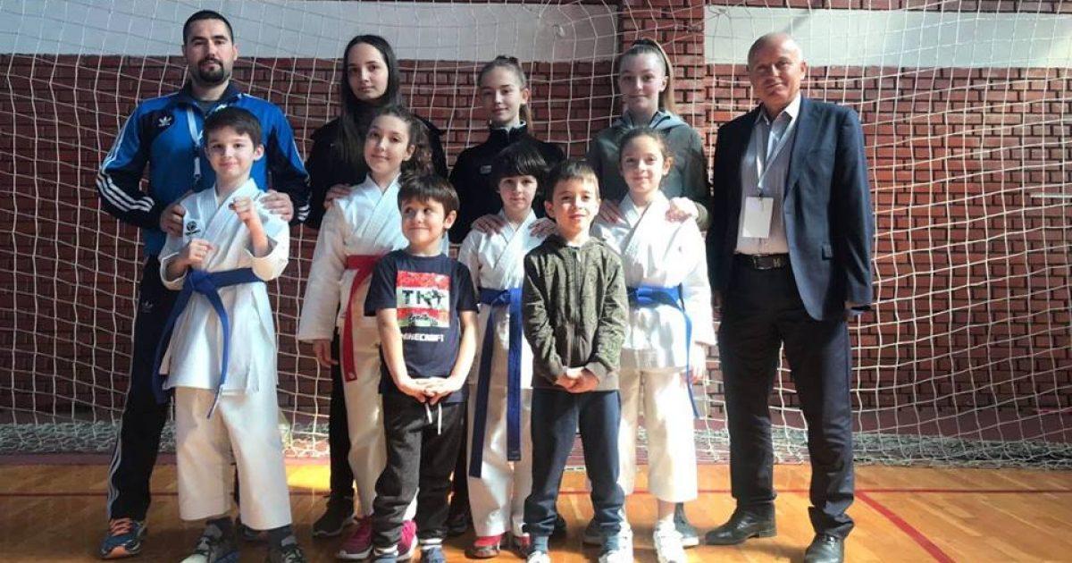 Klubi i karatesë Prishtina vazhdon me suksese