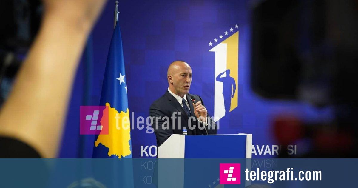 Haradinaj: Beogradi po e bllokon vazhdimin e dialogut