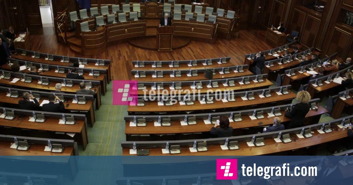 Tahiri: Seancat e jashtëzakonshme pa rezultate, tregojnë që Kuvendi është në bllokadë