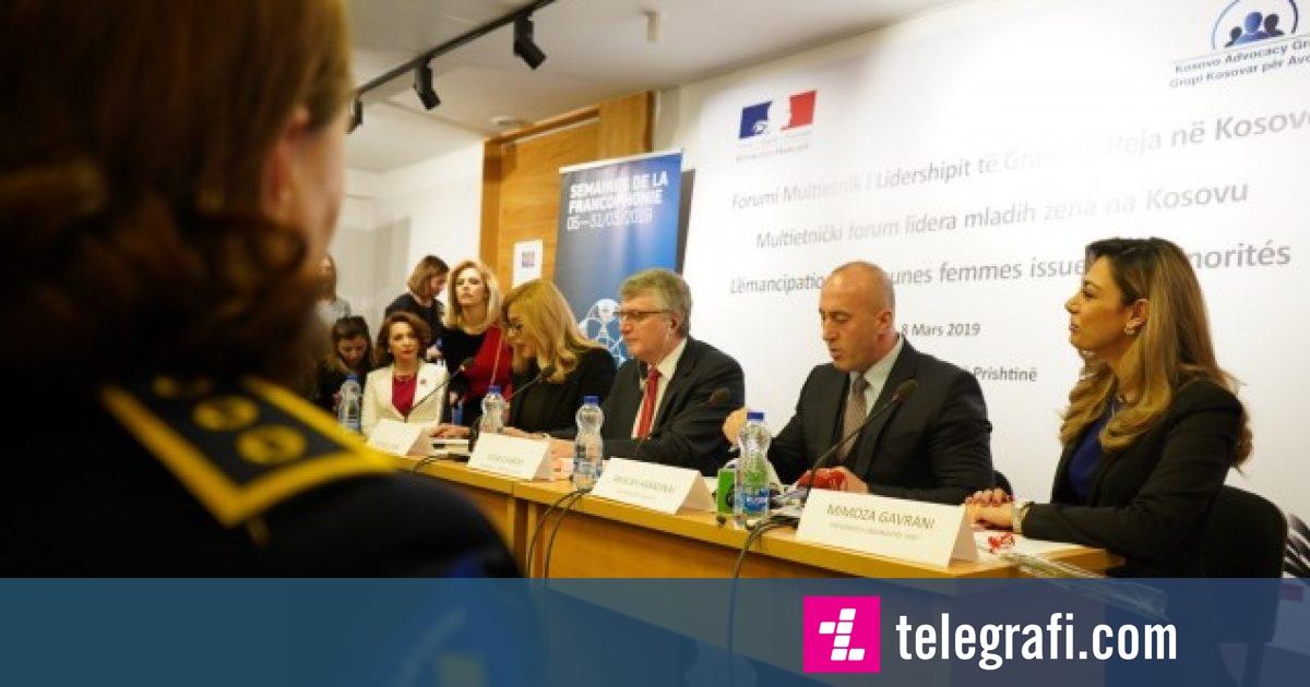 Haradinaj: Pozita e gruas në Kosovë është përmirësuar, por ka ende punë për t'u bërë