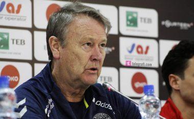 Trajneri i Danimarkës: Kosova di të luajë futboll, jam i befasuar me lojën në sulm