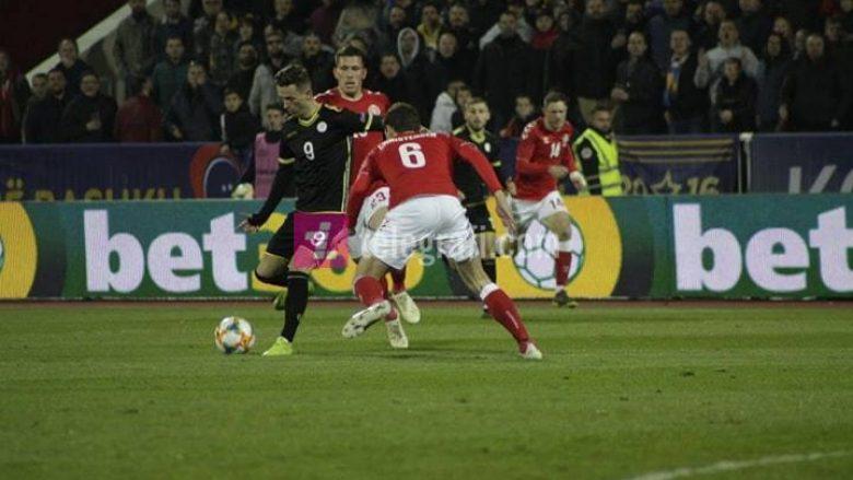 Danimarka na 'vjedh' një barazim në minutat e fundit – Kosova me paraqitje të shkëlqyer