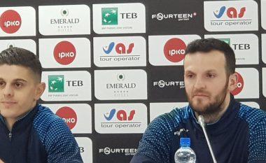 Ujkani: Të lumtur që jemi sërish bashkë, kemi ndeshje të rëndësishme - kam probleme me klubin, por i zgjidhi pas dy muajsh