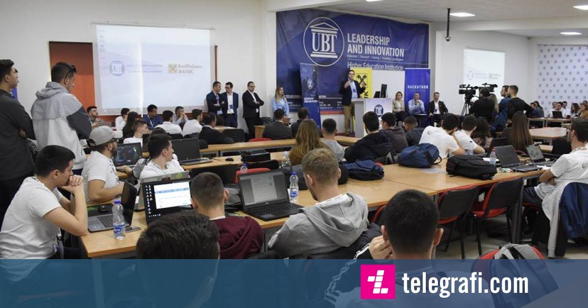 """Qindra të rinj nga Kosova po marrin pjesë në garën """"Data Science Hackathon"""" (Video)"""