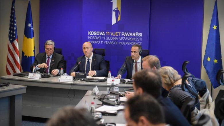 Haradinaj: Askush nuk është mbi ligjin, sistemi i drejtësisë të luftojë mosndëshkueshmërinë