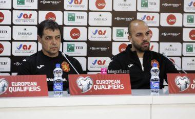 Trajneri i Bullgarisë, Hubchev: Na pret lojë e mundimshme dhe e vështirë, mosstërvitja në 'Fadil Vokrri' nuk është diçka e pazakontë