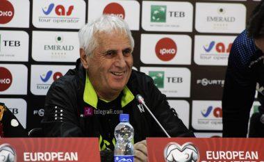 Challandes: Bullgaria është ekip agresiv dhe me përvojë, por ne do të luftojmë për t'u kualifikuar në Euro 2020