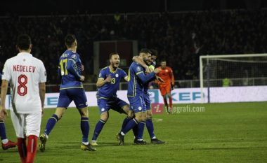 Kosova e dominon Bullgarinë, por ishim pa fat dhe nisëm kualifikimet me barazim