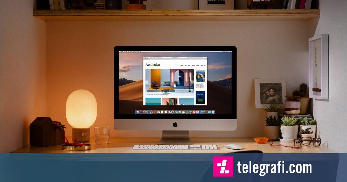 Apple ka përditësuar linjën iMac me specifika të avansuara