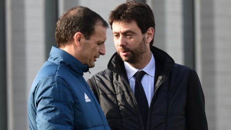 Allegri mund të largohet nga Juve para përfundimit të kampionatit në Serie A