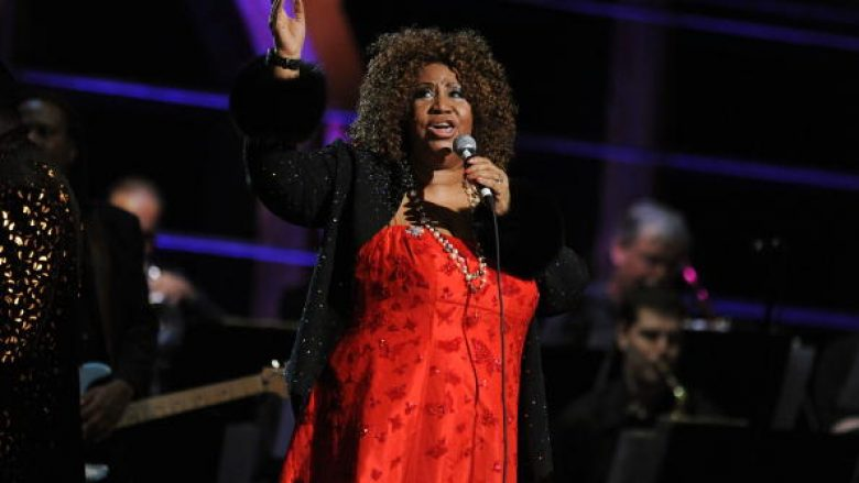 Aretha Franklin (Photo by Stephen Lovekin/Getty Images)