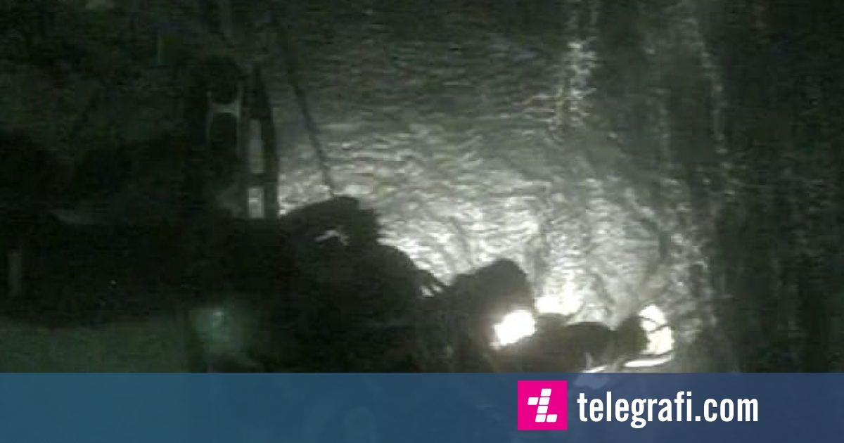 Barka iu fundos 40 kilometra larg bregut, peshkatari u shpëtua pas një ore nga helikopteri (Video)