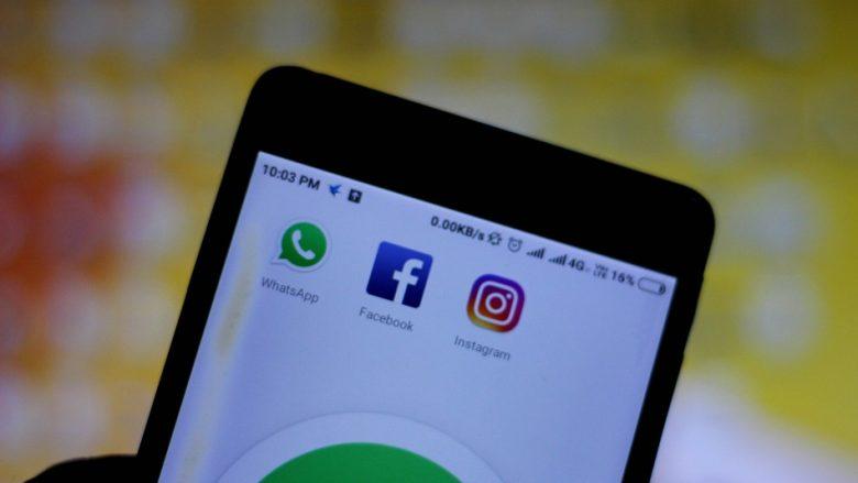 Bie sistemi i Facebook dhe Instagram, përdoruesit nuk po mund t'i hapin llogaritë