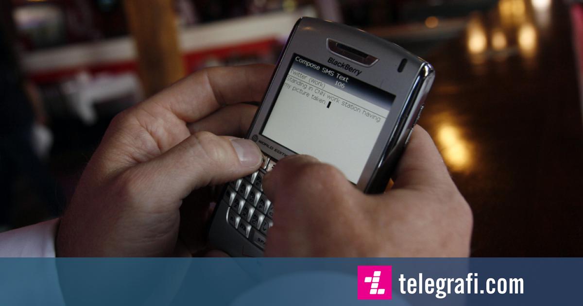 Blackberry ngre padi ndaj Twitter, me akuzën se po ia shfrytëzon teknologjinë e mesazheve